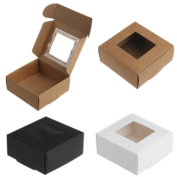 Box, brown, candybox, kraftbox