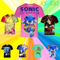 sonic, Men's Fashion, graphic tee, Tops