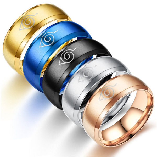 Steel, korea, wedding ring, korean style