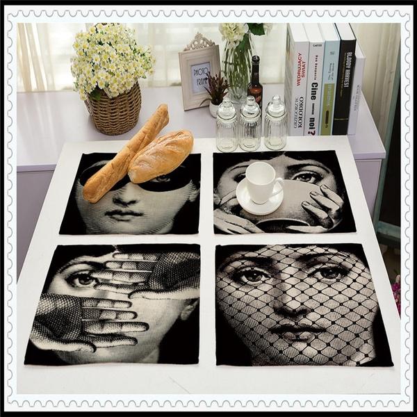 Coffee, dinnermat, Coasters, Mats