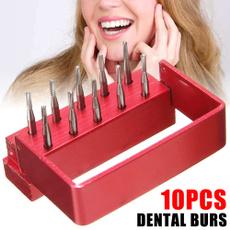 Steel, Drill, dentaltungstensteelbur, Durable