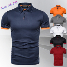Summer, Fashion, Men, men's polo shirt