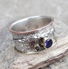 Sterling, Antique, Jewelry, 925 silver rings