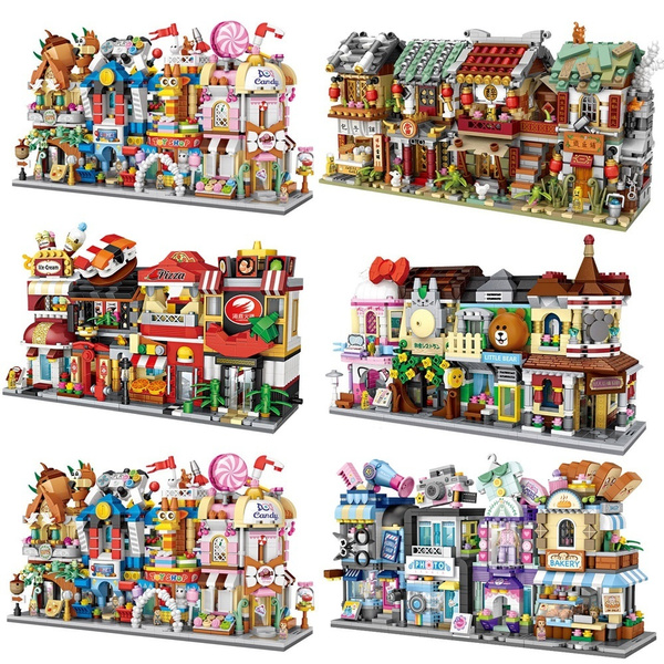 buildingblocktoy, Toy, Gifts, Mini