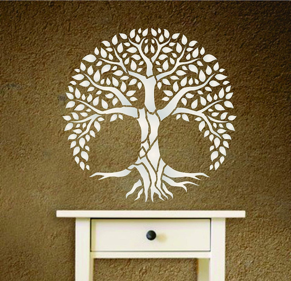 Wood, stencil, scrapbookingamppapercraft, painting