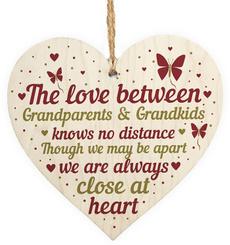 woodensignhangingplaque, Heart, bestfriend, Christmas