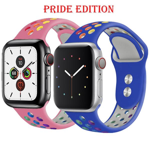 applewatchband40mm, Bracelet, rainbowbandforapplewatch38mm, applewatchband44mm