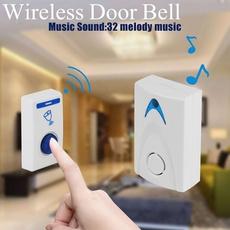 Door, Remote, Bell, doorbellschime