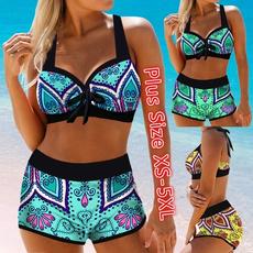 Plus Size, Bikinis Set, women beachwear, bikini set