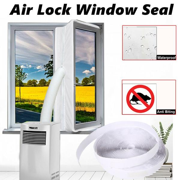 air conditioner, windowsticker, Mobile, Kit