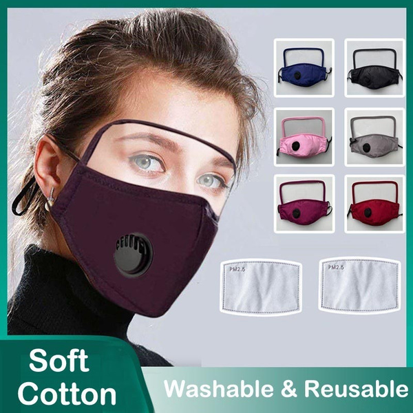 Cotton, pm25mask, maskface, eye