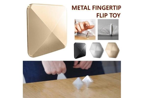 Flipo Flip Dekompression Artefakt Fingerspitze Dekompression Gyro Spielzeug T5D2