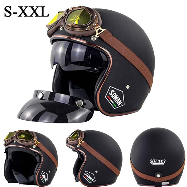 Helmet, Goggles, Electric, Summer