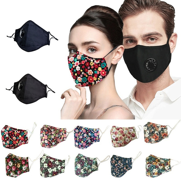 antidustmask, Fashion, Cotton, Face Mask
