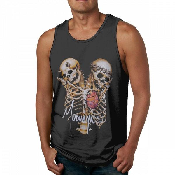 mudvaynemenstanktopshirt, Plus Size, Cotton Shirt, Shirt