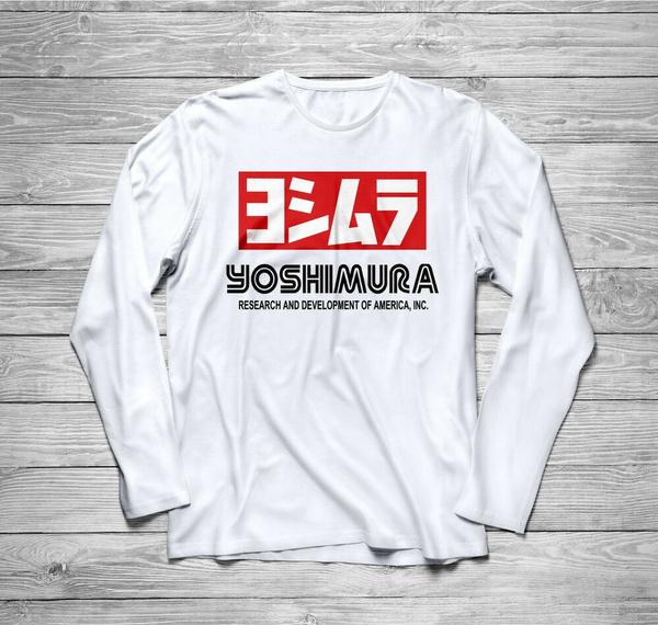 exhaust, Sleeve, yoshimura, Long Sleeve