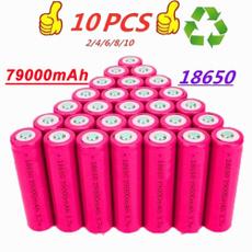 Flashlight, Battery Pack, 18650flashlight, Powerbank