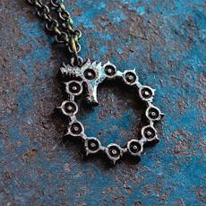 menpendant, dragonsinofwrath, Cosplay, ouroborosnecklace