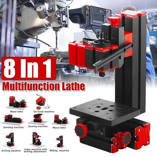 minidiylathe, drillingmachine, grinder, multifunctionallathe