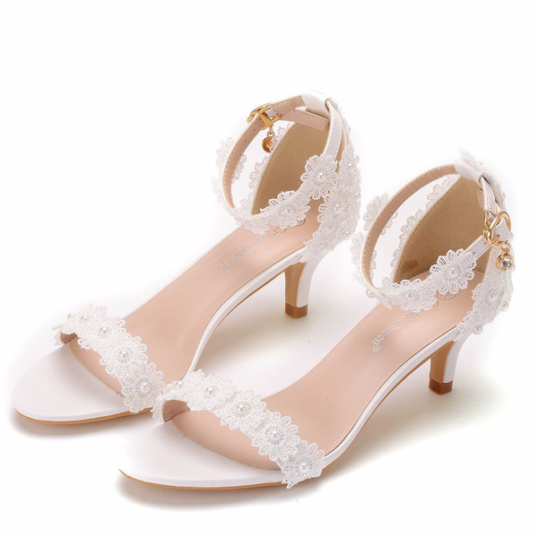 Summer, Sandals, Lace, Womens Shoes