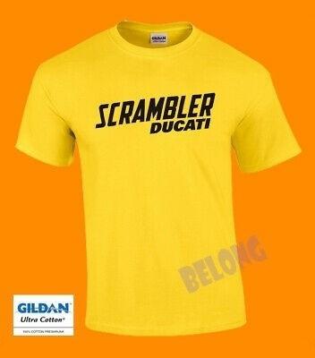 Summer, scrambler, Shirt, gildan