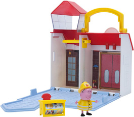 Playsets, little, peppa, place