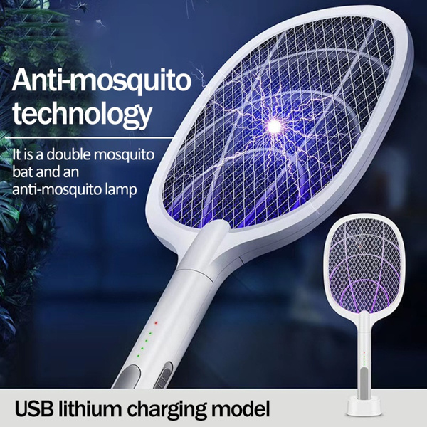 bugzapper, Electric, Home & Living, electricmosquitoswatter