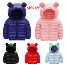 Jacket, puffer, hooded, Winter