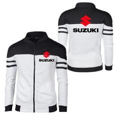 Fleece, Fashion, suzukimotorcycle, Coat