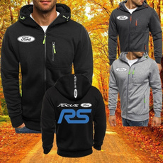 Fashion, focusrssportswear, Zip, Coat