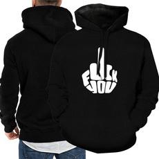 Casual Hoodie, Winter, black hoodie, Sweaters
