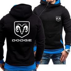 Dodge, Thicken, Fleece, wool coat
