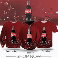 thesea, Fashion, Shirt, Coca Cola