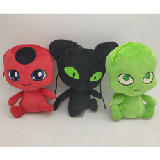 Plush Toys, ladybug, Toy, noir