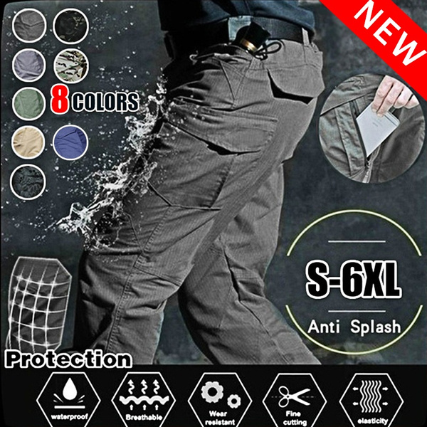 Plus Size, hikingpantsmen, Hiking, Waterproof