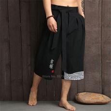 samuraiman, kimonopant, Fashion, yukata