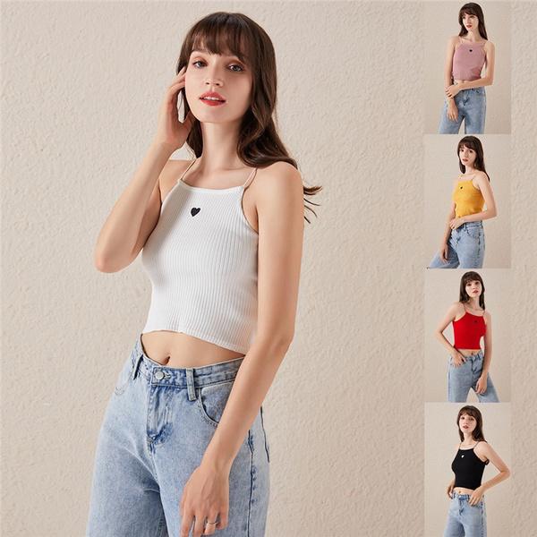 Summer, Vest, Fashion, Love