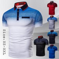 gradientcolor, Summer, trending, tshirt men