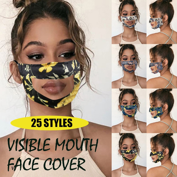 unisex, mouthmask, faceshield, breathablemask