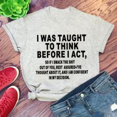 cute, Tees & T-Shirts, Shirt, Funny