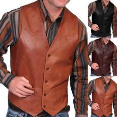 Vest, Plus Size, Waist Coat, Waist
