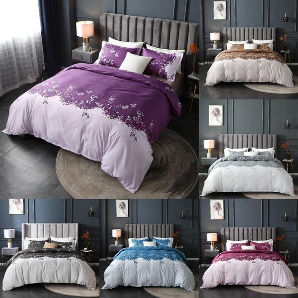 beddingkingsize, floralbedding, Home & Living, Bedding