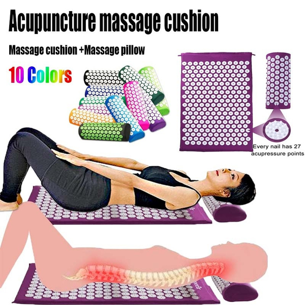 backmassage, pain, Necks, Yoga Mat