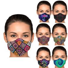 Summer, Cotton, Outdoor, mouthmask