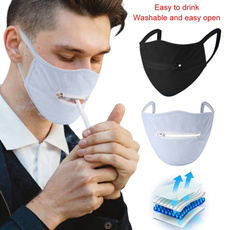 zippermask, breathing, unisex, protectivemask