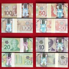 Canadá, canadiandollar, papermoney, banknote