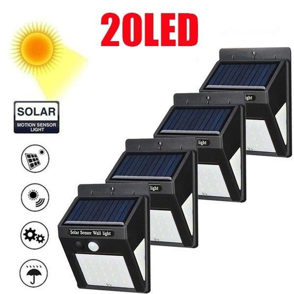 solarpoweredgadget, led, solarlightsoutdoor, Waterproof