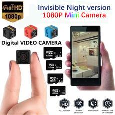 1080pwificamera, Mini, microcamera, Sensors