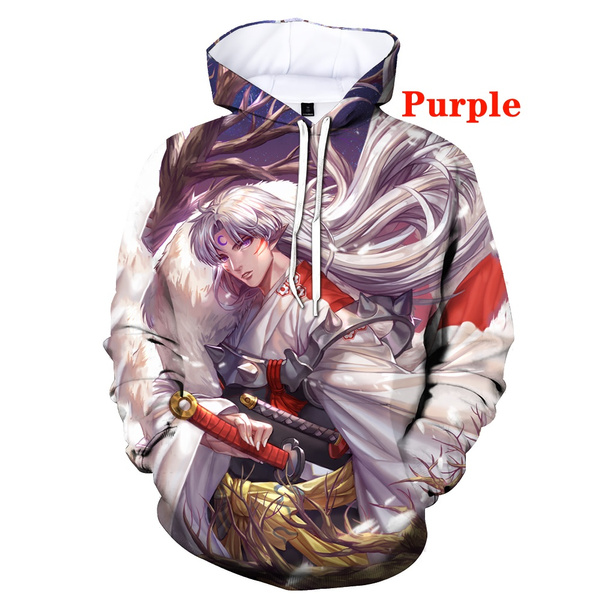 Couple Hoodies, Fashion, Shirt, inuyasha