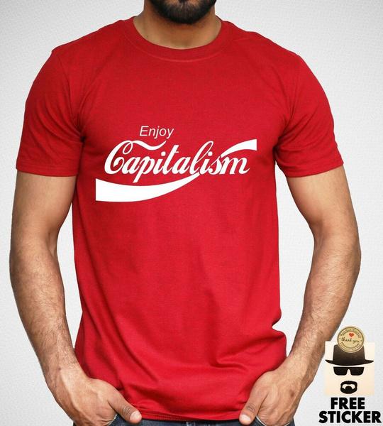 enjoy, Funny, Fashion, Shirt